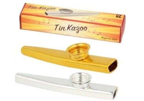 Kazoo en métal