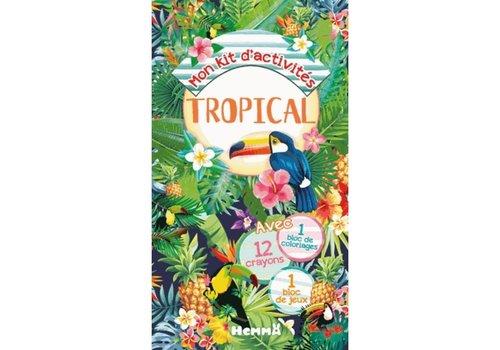 Hemma Tropical Mon kit d'Activités