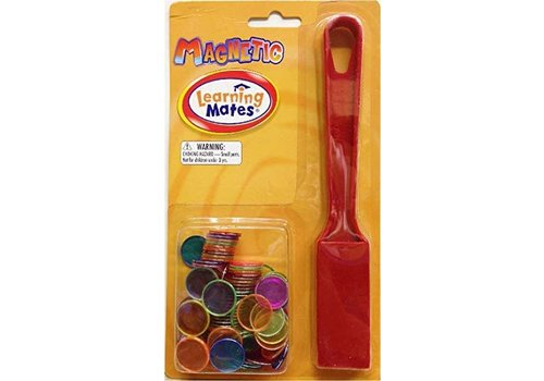 popular playthings Magnetic wand et 100 jetons