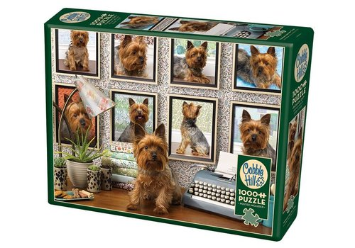 Puzzle Yorkies are my type