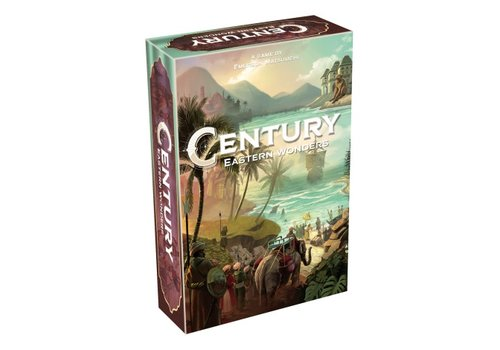 PLAN B Century: Eastern Wonders