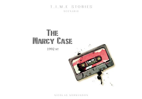 Space Cowboys T.I.M.E STORIES: The Marcy Case