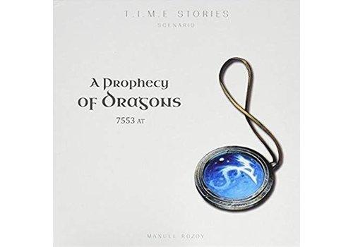 Space Cowboys T.I.M.E STORIES: La prophétie des dragons