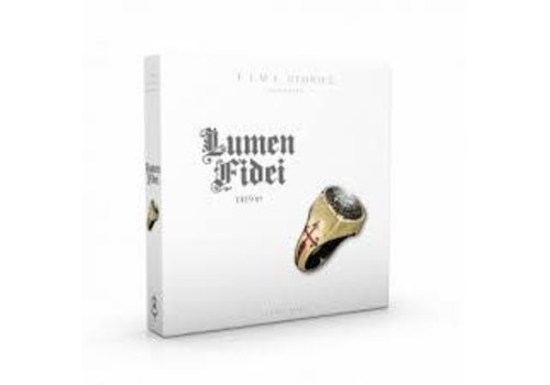 Space Cowboys T.I.M.E STORIES: Lumen Fidei