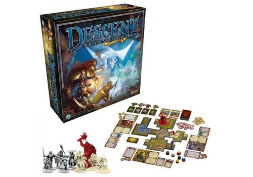Descent 2e edition