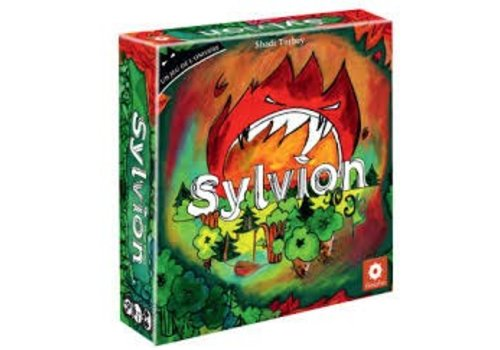 z-man games Sylvion