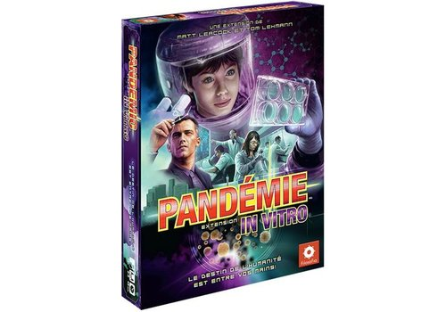 z-man games Pandémie: in vitro