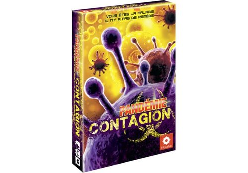 z-man games Pandémie: Contagion