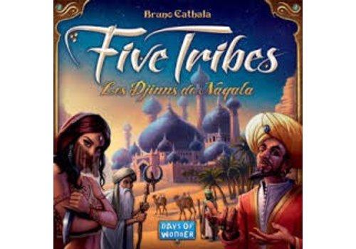Days of Wonder Five Tribes