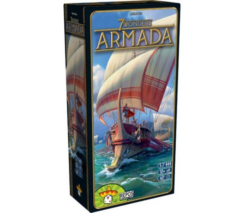 7 wonders / Armada (français)