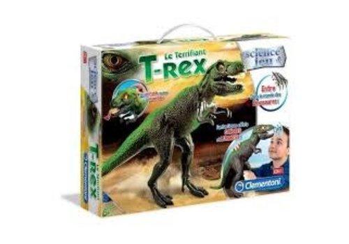 Clementoni Le terrifiant T-rex son et lumière