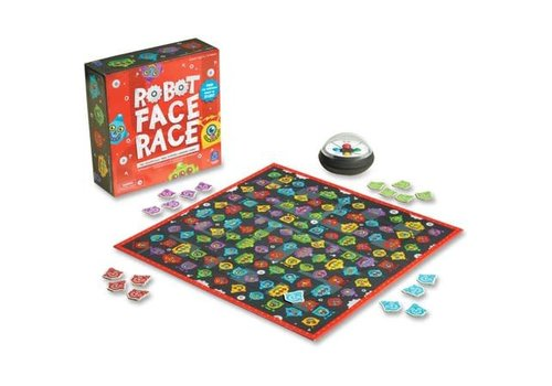 Educational Insight Robot Face race game