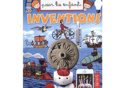 Pour les enfants... Inventions