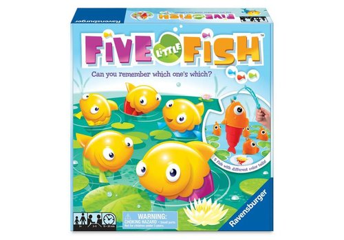 Ravensburger Five Little Fish
