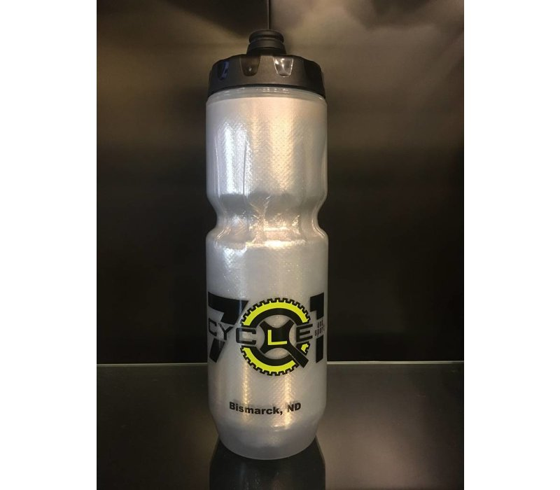 PURIST INSULATED 23oz Epic/ 701 Cycle Water Bottle