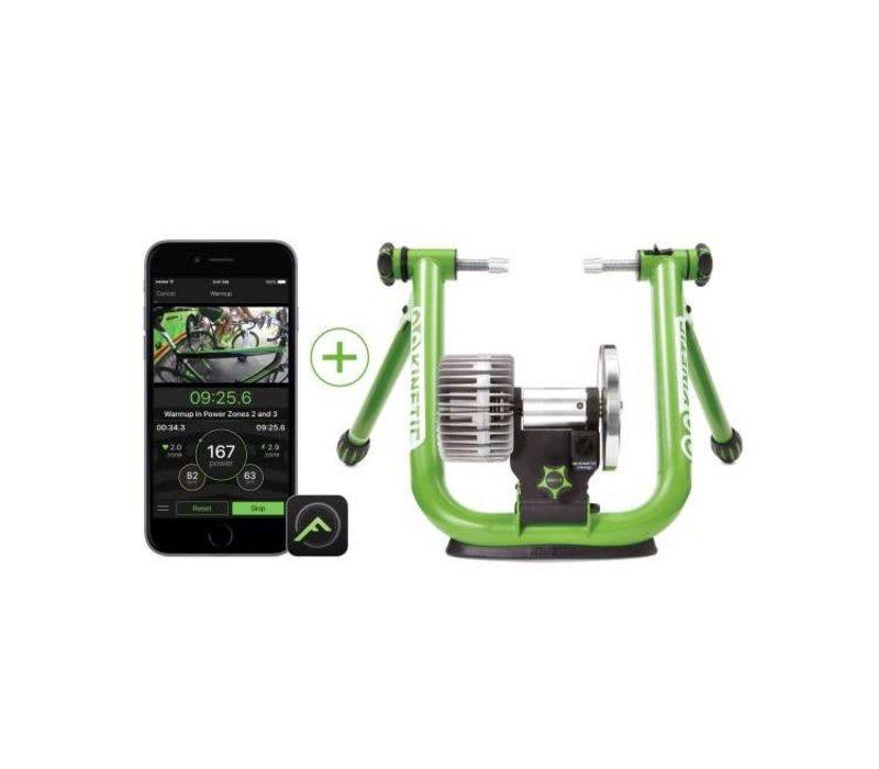 Fluid Trainer Road Machine Smart with InRide Sensor T-2700