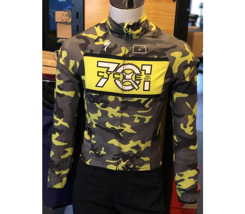 701 Team Deflect SL Jacket Hyper Camo