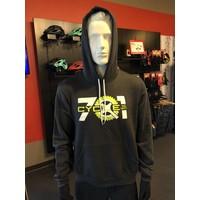 701 Logo Pullover Hoodie