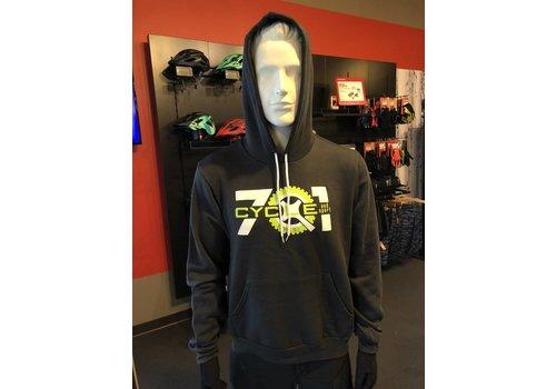 CANVAS + Apparel 701 Logo Pullover Hoodie