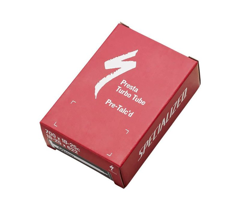 PRESTA VALVE TURBO TUBE/TALC 700X20-26