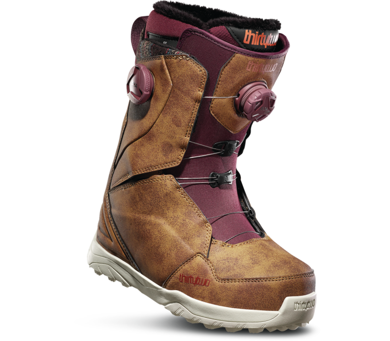 Thirty-Two Lashed Double BOA Women's Boot
