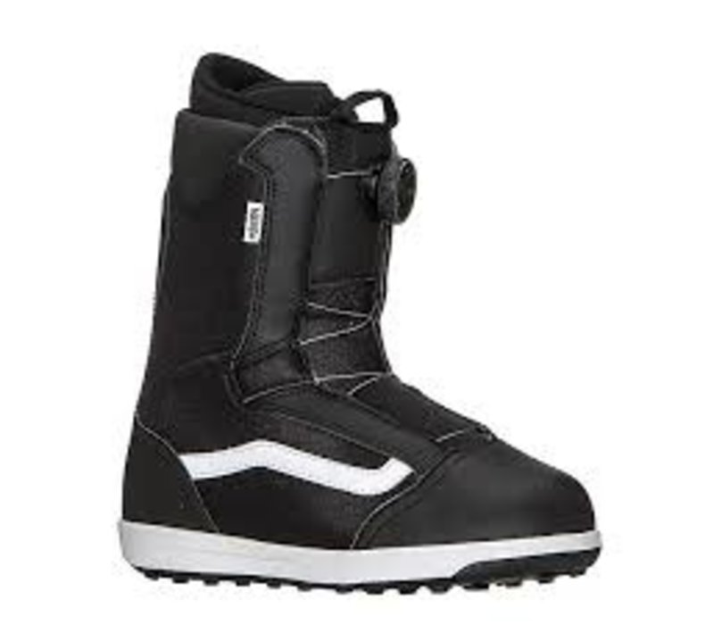 Vans Juvie Boot Kids Black/White