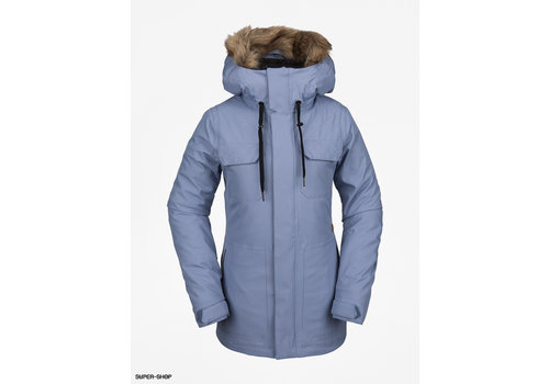Volcom Volcom Women's Shadow Insulated Jacket - Washed Blue