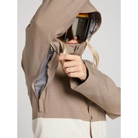 Volcom Women's Ashlar Insulated Jacked - Sand Brown