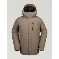 Volcom Men's L Insulated GORE-TEX Jacket - Teak