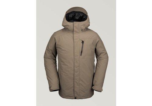Volcom Volcom Men's L Insulated GORE-TEX Jacket - Teak