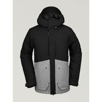 Volcom Men's Scortch Insulated Jacket - Heather Gray