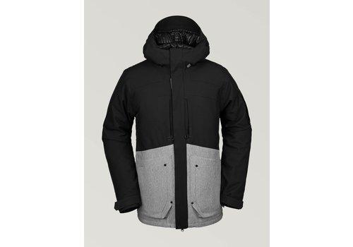 Volcom Volcom Men's Scortch Insulated Jacket - Heather Gray