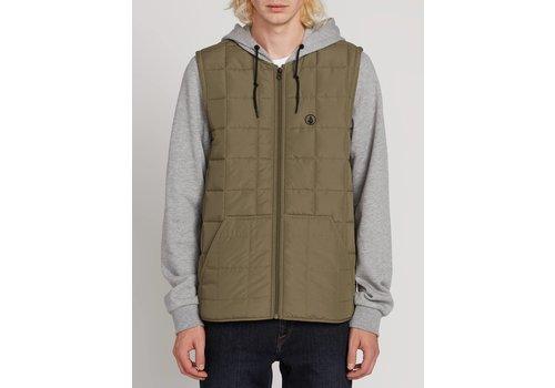Volcom Volcom Men's September Jacket - Green Army Combo