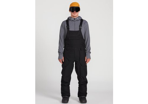 Volcom Volcom Men's Roan Bib Overall - Black
