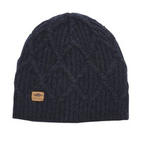 COAL - The Yukon Cable Knit Wool Beanie