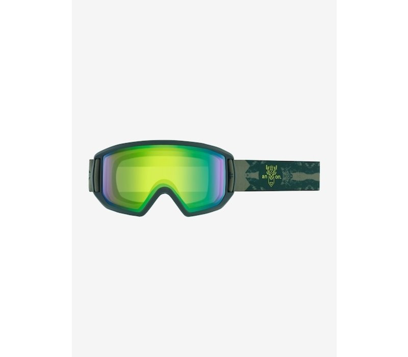 Anon Men's Relapse Goggle + Spare Lens