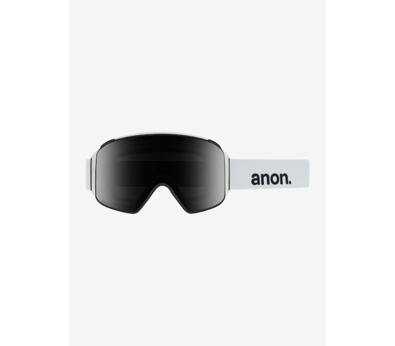 Anon Men's M4 Cylindrical Sonar Goggle + Spare Lens + MFI