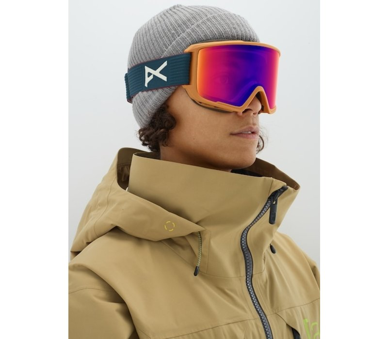 Anon Men's M3 Goggle + Spare Lens