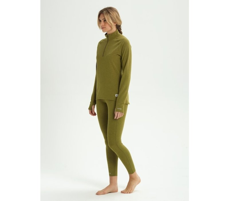 Burton Women's Expedition Base Layer 1/4 Zip Shirt