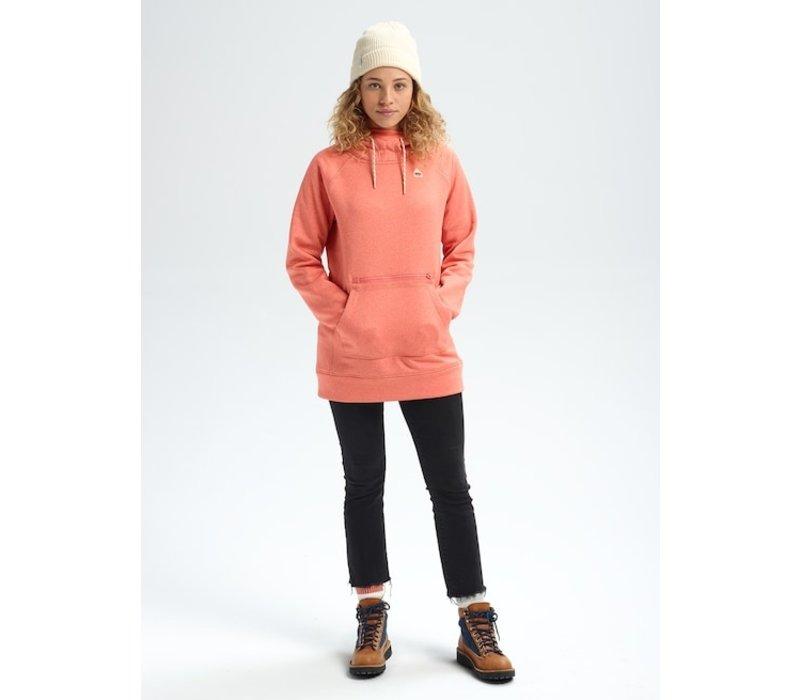 Burton Women's Oak Long Pullover Hoodie