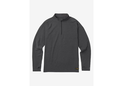 Burton Burton Men's Expedition Base Layer 1/4 Zip Shirt