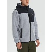 Burton Men's Hearth Full-Zip Hooded Fleece