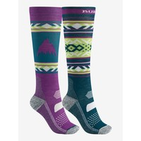 Burton Women's Performance Lightweight Sock 2-Pack