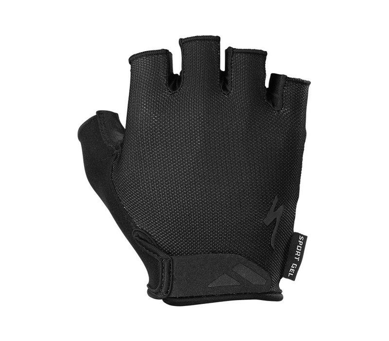 Specialized Men's Body Geometry Sport Gel Glove Short Finger