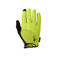 Specialized Men's Body Geometry Dual-Gel Long Finger Gloves