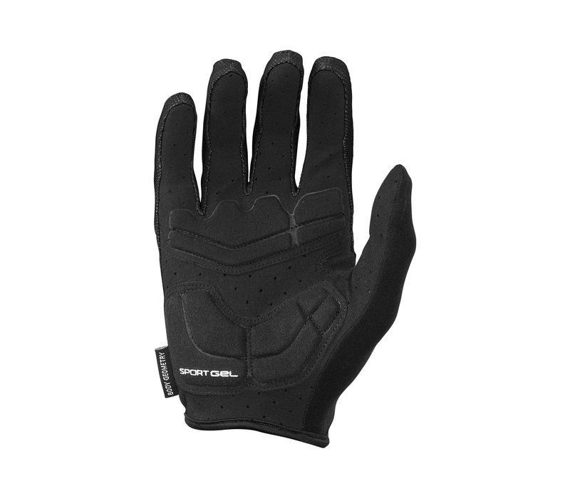 Men's Body Geometry Sport Gel Long Finger Gloves