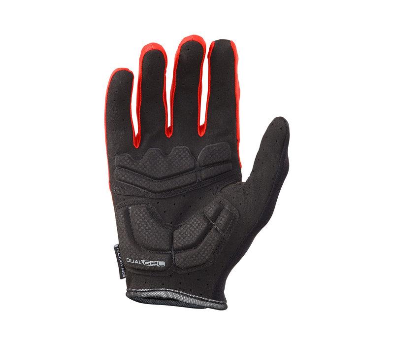 Specialized Men's Body Geometry Dual-Gel Long Finger Gloves