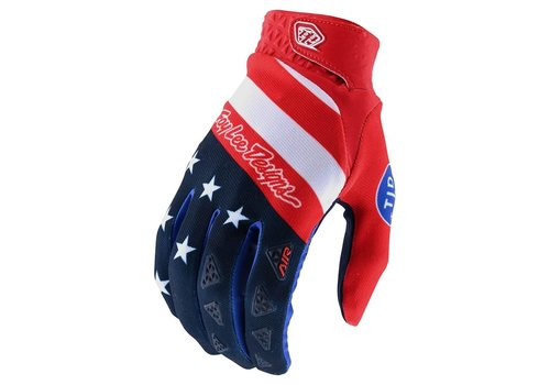 Troy Lee Designs Air Gloves Stars & Stripes
