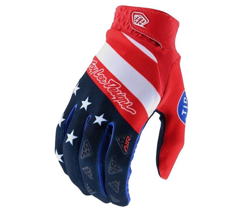 Troy Lee Designs Air Gloves Stars & Stripes