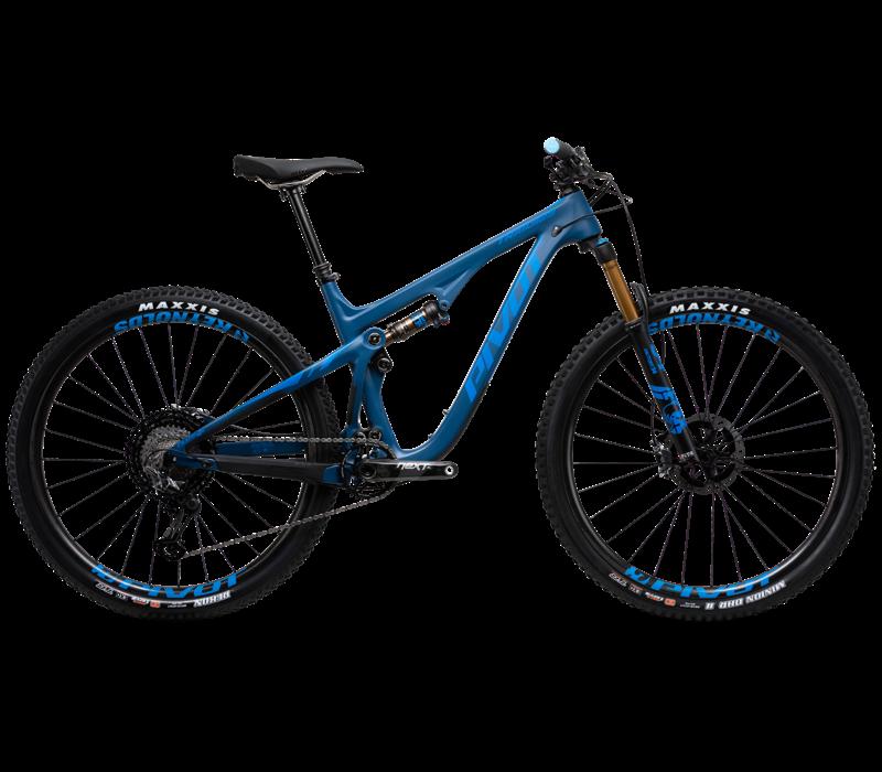 2019 Pivot Trail 429 Race XT